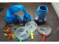 children's ele fun game . by MB battery operated