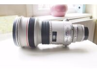 Canon 300mm f2.8 Non IS lens