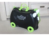 Ultra Rare Black Trunki! Good, but Used Condition