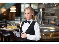 Head Waiter Galvin La Chapelle
