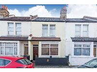 FOUR DOUBLE BED HOUSE TO RENT IN TOOTING * FURNISHED * TRANSPORT * STREET PARKING * GARDEN * SW17 *