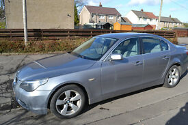 BMW 5 Series 2.5 525d SE E60 4dr