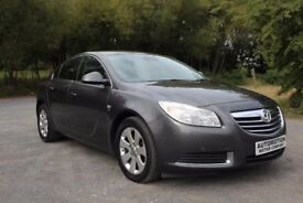 Vauxhall Insignia 2.0 Cdti Se Full History Full Mot Finance Arranged £3295