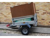 Camel SWTT70 modified camping trailer