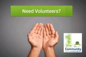 Do need volunteers?