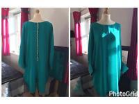 Pakistani Indian silk shirt