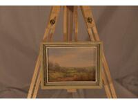 Three original small oil paintings - Chretienne Corrie