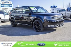 2016 Ford Flex Limited FORD CERTIFIED LOW RATES & EXTRA WARRANTY