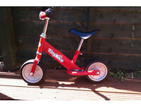 Tiny Bike - balance bike for 2-4 year old BS4