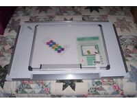 Magnetic Whiteboards / Dry Wipe Drawing Boards.