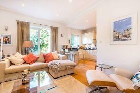 2 bed flat, Richmond Bridge: garden and parking