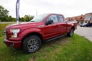 2016 Ford F-150 XLT 4X4 5.0L V8 VOICE ACTIVATED NAV
