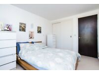BEAUTIFUL 2 BEDROOM FLAT WITH BALCONY,FULL SIZE WINDOWS IN CANDY WHARF, 22 COPPERFIELD ROAD LONDON