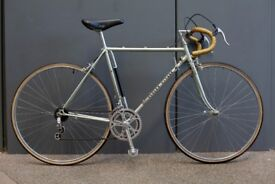 IMMACULATE Vintage French Gitane Road Bike in amazing original condition, serviced - 52cm Frame