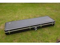 Bass Guitar Case High Quality Hard Case and virtually brand new