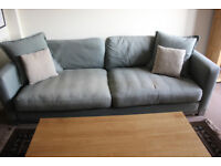Sofa, coffee table and TV stand for sale