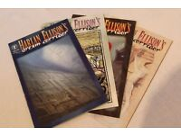 Harlan Ellison's Dream Corridor #1-4 full series