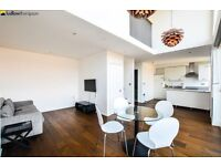 Penthouse School Convertion with 24/7 Concierge. Hugh Double Height Ceiling and Private Roof Terrace