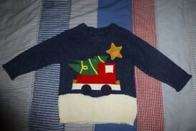 Christmas jumper from NEXT