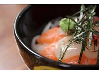 SOUS CHEF REQUIRED IN A PROMINANT JAPANESE RESTAURANT