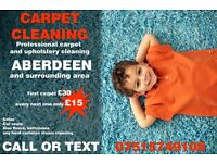 Pro Carpet Cleaning! Room £30 extra rooms only £15 each! See pictures!