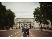 Engagement and Wedding Photographer London - Illuminate the most magical moment of your life