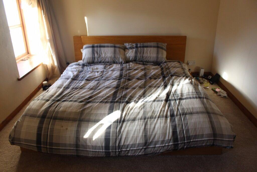 Super King Slat bed (Low set)