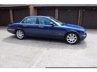 Jaguar XJ6 Sport 3.0 only 84k with FSH and Electric Sunroof