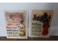 French vintage posters to sell