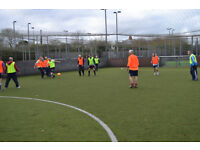 FREE WALKING FOOTBALL IN BOURNEMOUTH THIS COMING TUESDAY AND FRIDAY