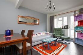 Ultra-Modern Newly Renovated Purpose Built Apartment With Private Balcony.