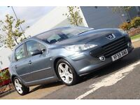 2005 Peugeot 307 XSi HDi 140 BHP Fully Loaded High Spec