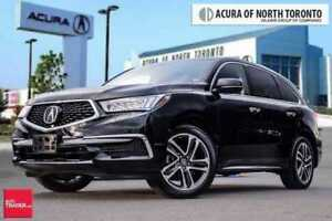 2017 Acura MDX Tech DVD| Navigation| Remote Start