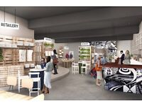 The Retailery | Affordable retail units for start-ups and entrepreneurs