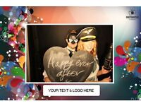 Photo Booth Hire London Only £50 Deposit / £295 for 3hrs or £385 for 4hrs
