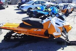 2017 Ski-Doo Renegade Backcountry 600 -