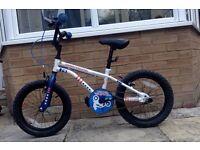 Boys BMX bike for sale 16 inch wheels