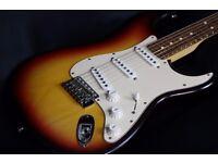 Fender Fender USA Highway One Stratocaster 2009 3 Colour Sunburst