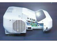 EPSON EB-470 ULTRA SHORT THROW 2600 LUMENS PROJECTOR HDMI USB