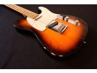 Fender Custom Shop Deluxe Telecaster 2009 Limited Run