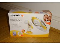 Medela Harmony Manual Breastpump - BRAND NEW!!