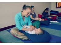 Yoga with Babies classes