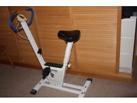 Dynamic Exercise bike no longer required - free to uplift