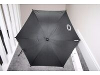 Bugaboo Black parasol / umbrella with clips for Donkey Cam Bee prams... CAN POST