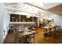Commis chef position available in a fast paced, fresh food village brasserie.