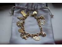 Bracelet - Gold charm