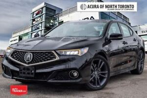 2018 Acura TLX 3.5L SH-AWD w/Elite Pkg A-Spec Snow Tires Include
