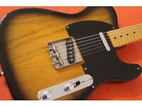 Fender Telecaster Tele Crafted in Japan 2004 50s reissue