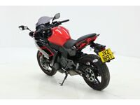 2016 Kawasaki ER6-F Excellent condition inc Tinted screen, Spotlights and Heated grips