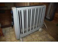 Portable electric heater - Dimplex Rio 2kW oil filled radiator